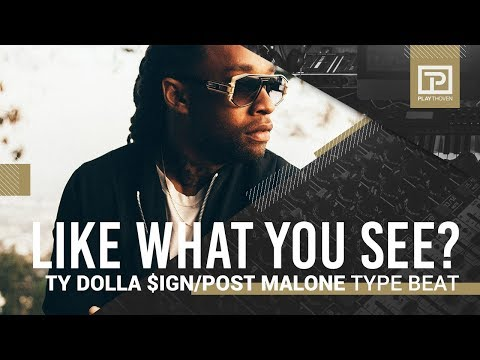 [Ty Dolla $ign/Post Malone/Mac Miller Type Beat] Like What You See? (Prod. Playthoven)