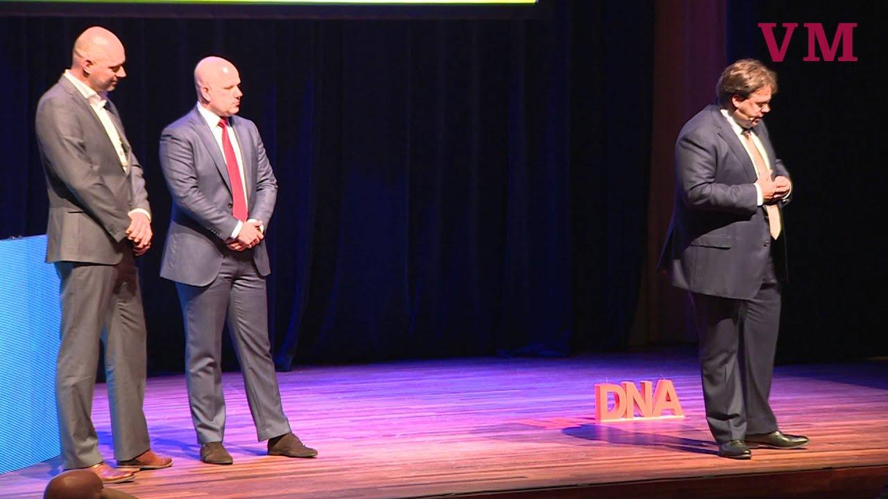 VM-TV Peter Niesink over DNA