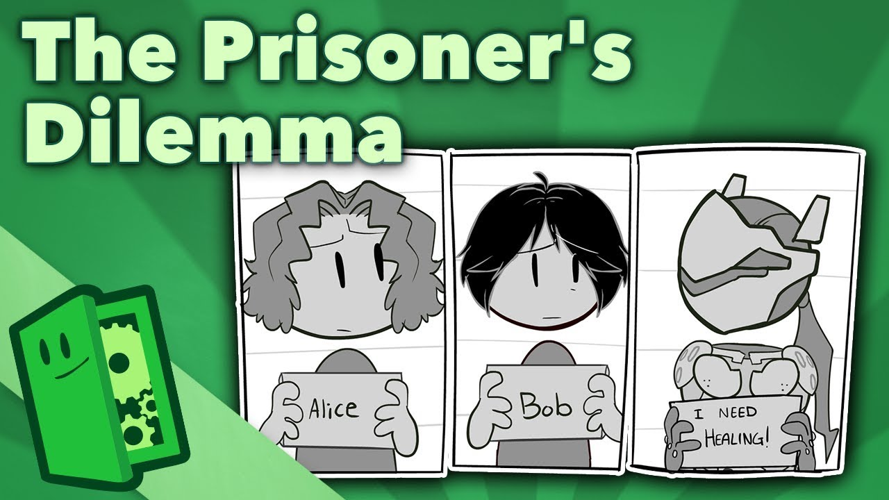 The Prisoner's Dilemma - The Game Theory of Decision-Making