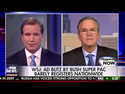 Jeb Bush interview with Jon Scott