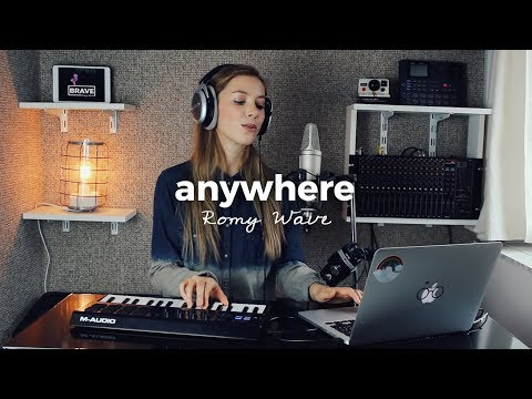Anywhere - Rita Ora   Romy Wave cover
