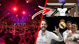 Este CRACK del Real Madrid convirtió el SÓTANO de su casa en una mini DISCOTECA