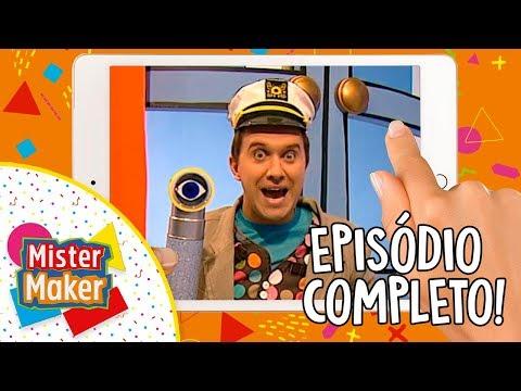 Mister Maker Em Português | Episódio 9, Temporada 2