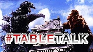 Better Than Godzilla Vs. King Kong on #TableTalk
