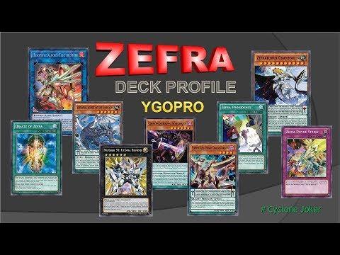 YGOPro Zefra