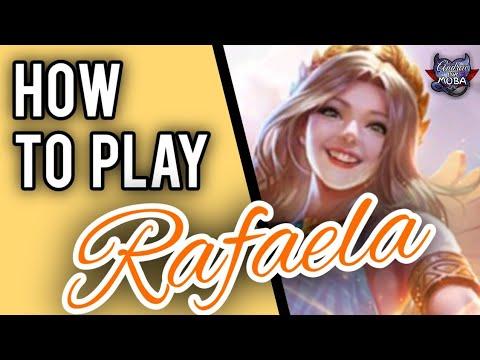 HOW TO USE RAFAELA    MOBILE LEGENDS✓
