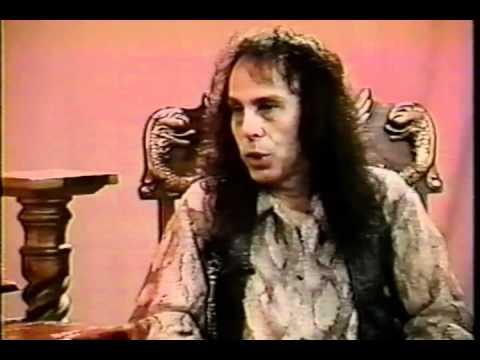 Ronnie James Dio - 1994 interview Joan Quinn Profiles