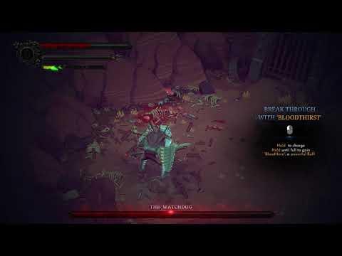 Eldest Souls Gameplay (PC Game)  