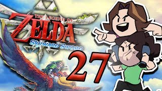 Skyward Sword: Color Me Badd - PART 27 - Game Grumps
