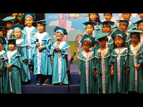 Mama (You're my Everything - Afiqah) by Hugo Pitna and Jannah in Kindergarten Graduation