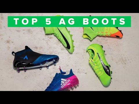 d6504652cf95 TOP 5 AG BOOTS | Why not to use FG boots on artifical grass - YouTube