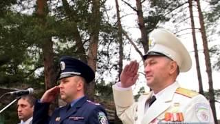 """Полковник Марченко попрощався з військовою частиною 2276 """"Національної гвардії"""" України"""