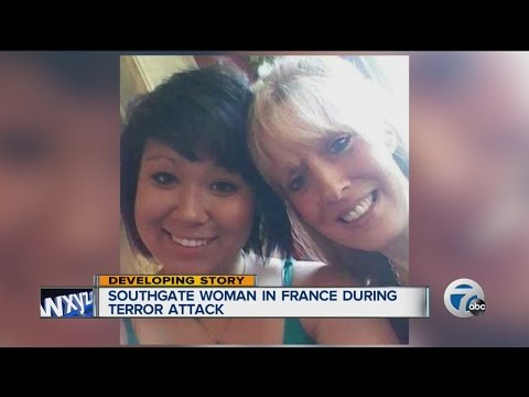 Southgate woman in France during terror attack