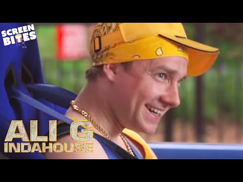 Ali G Indahouse  Car   HD VIDEO
