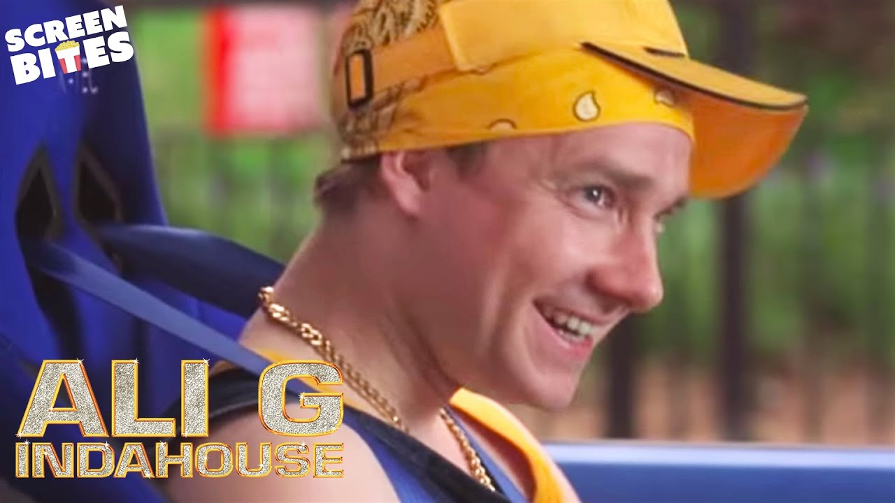 ali g indahouse car scene official hd video youtube
