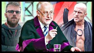 Pstruh u televizního soudu? | Lukefry