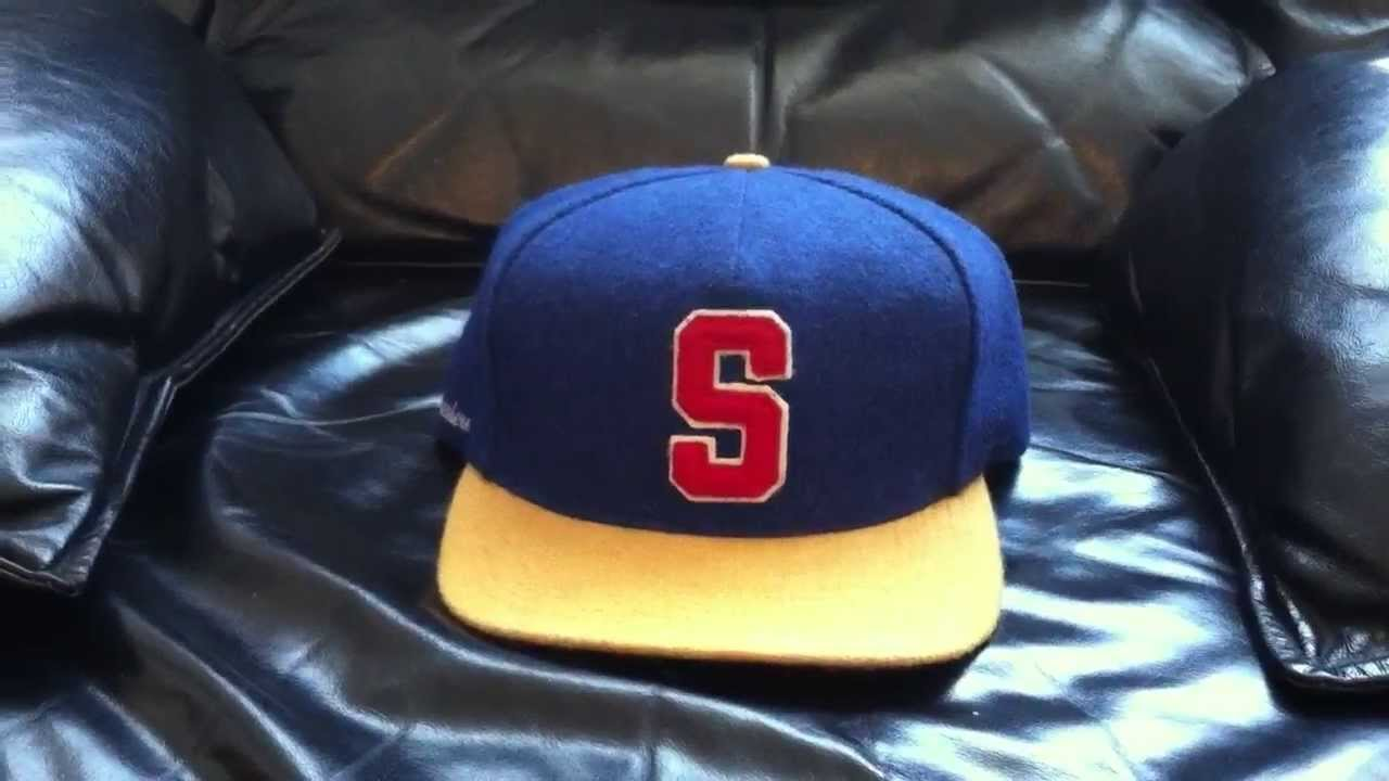 98deb01cce7 Supreme Wool S Felt 5-Panel (F W 2011) Review + Show - YouTube