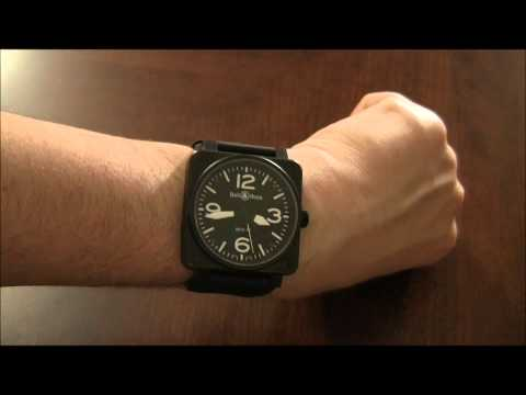 Bell & Ross BR 01-92 Carbon Watch Review
