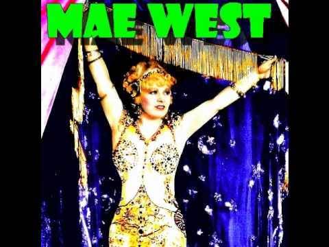 """Mae West - """"I Found a New Way to go to Town"""" (Vintage Parlor Echo Mix)"""