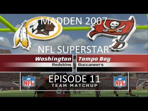 Let's Play: Madden 07 NFL Superstar - Episode 11