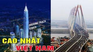 Sắp có tòa tháp 108 tầng cao nhất Việt Nam