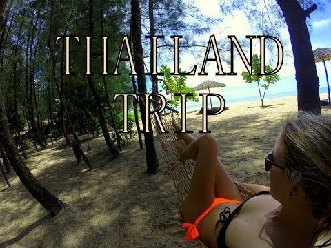 Thailand Khao Lak    Travel Trip 2017    Gopro Hero 3+