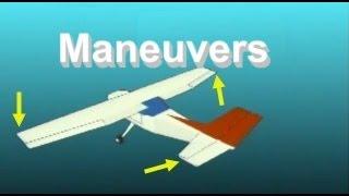 Flight Training Manual Lesson #3: Maneuvers