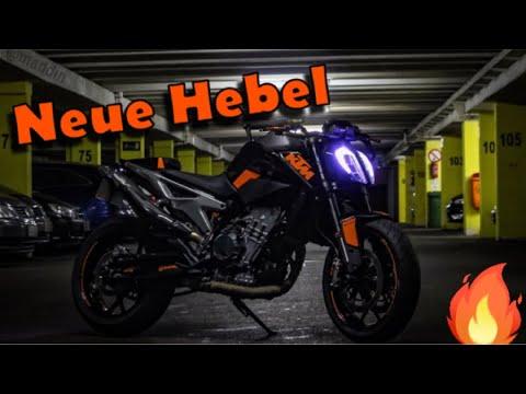 💥KTM Duke    RAXIMO   Brems/Kupplungs-Hebel   Klemmbrücke   anbauen   💥💥