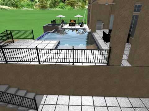 Second design option Pool Boys LLC
