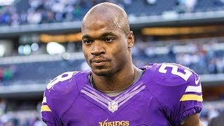 Adrian Peterson, Child Abuse, and the NFL