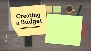 7 Steps on How to Create a Budget