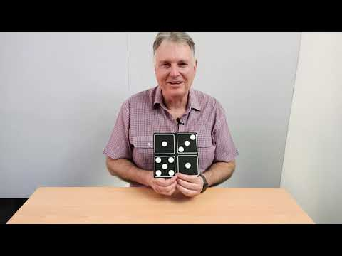Maths Video Problem 6 - Domino Sums