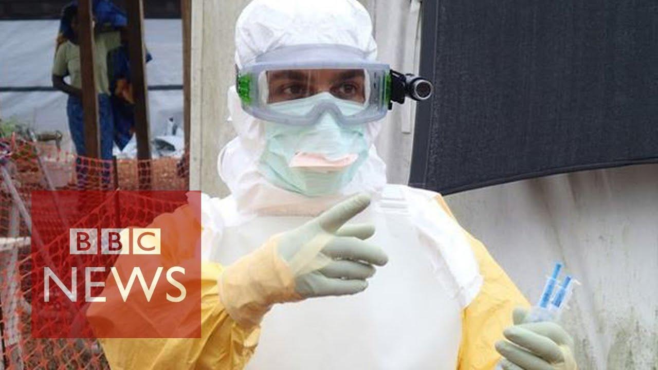 Crisis de Ebola de registros 'Anteojos cámara'