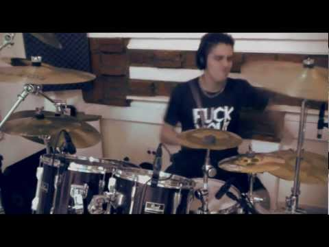 Ricky Machado - Club Can't Handle Me (Flo Rida Ft. David Guetta) Drum Cover