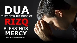 DUA THAT OPEN THE DOOR OF BLESSINGS ᴴᴰ