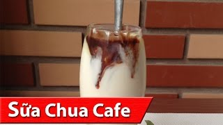 How to make delicious yoghurt coffee attractive