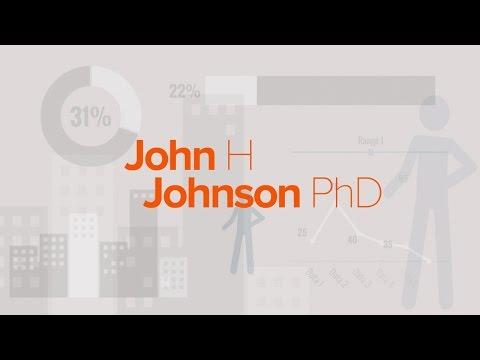 John H Johnson Phd Speaker Reel