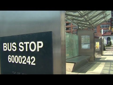 Taxpayers To Million-dollar Bus Stop: Take A Hike!