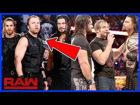 WWE BREAKING NEWS: THE SHIELD RETURNING TO WWE RAW 2017  (Roman Reigns, Rollins, Ambrose Update)