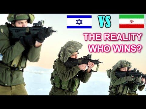 Israel vs Iran Military Power Comparison | Army Comparisons