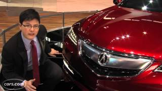 Acura TLX Prototype 2015 Videos