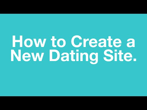 create online dating site