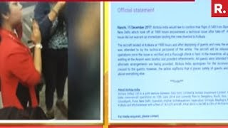 Video WATCH | AirAsia Staff Misbehaves With Passengers - Caught On Camera download MP3, 3GP, MP4, WEBM, AVI, FLV Agustus 2018