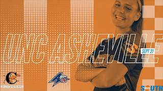 Campbell Women's Soccer vs UNC ASHEVILLE    9/21/19
