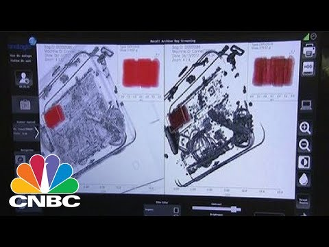 How The Airport X-Ray Machine Of The Future Works | CNBC