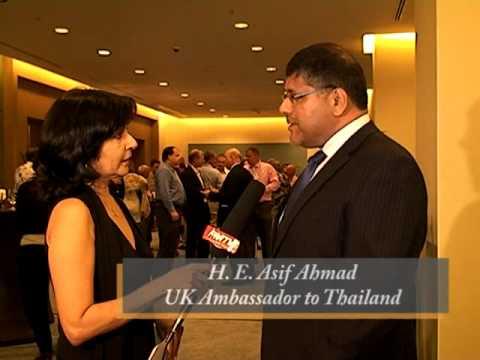 Eastern Seaboard Bids Farewell to the UK Ambassador H.E. Asif Ahmad