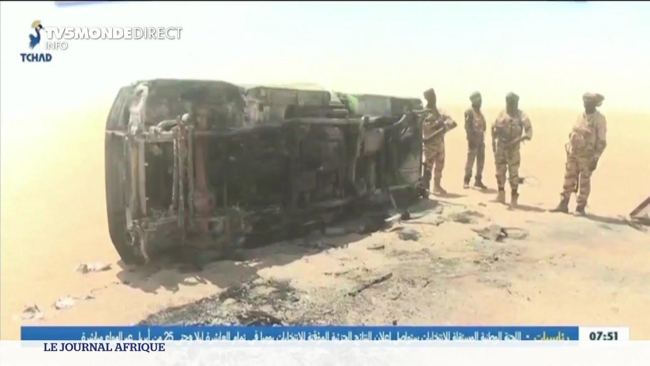 Download Tchad : l'armée affirme avoir stoppé l'attaque des rebelles