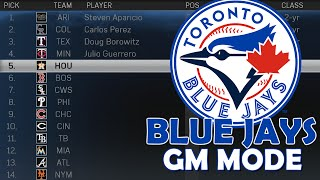 Trades & Draft - MLB 15 The Show - Blue Jays GM ep. 5