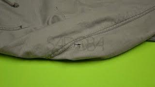 Kurz šitia – Šitie - Ako opraviť roztrhnuté oblečenie doma?