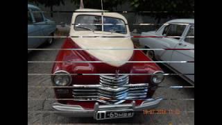 Ретро авто шоу в Кишиневе. Часть 1 Машины времен